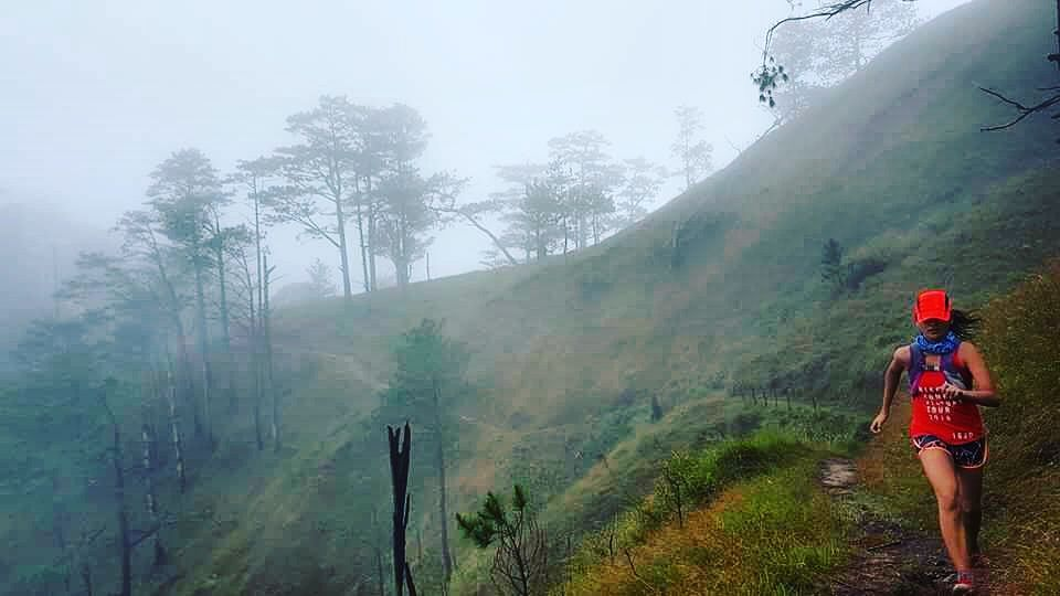 Trail running with GFF | Mt. Ugo | Have fun while working out