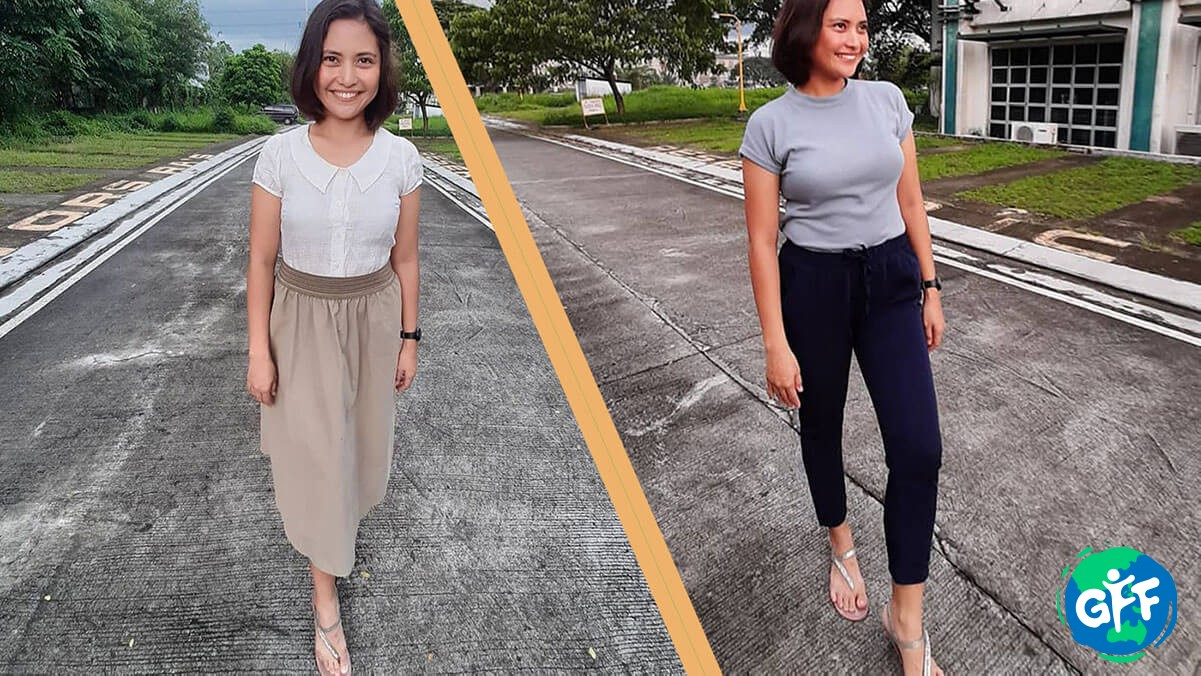 Gff Ukay Challenge: 1-Week-Look for PHP300 | Sustainable Fashion Part 1